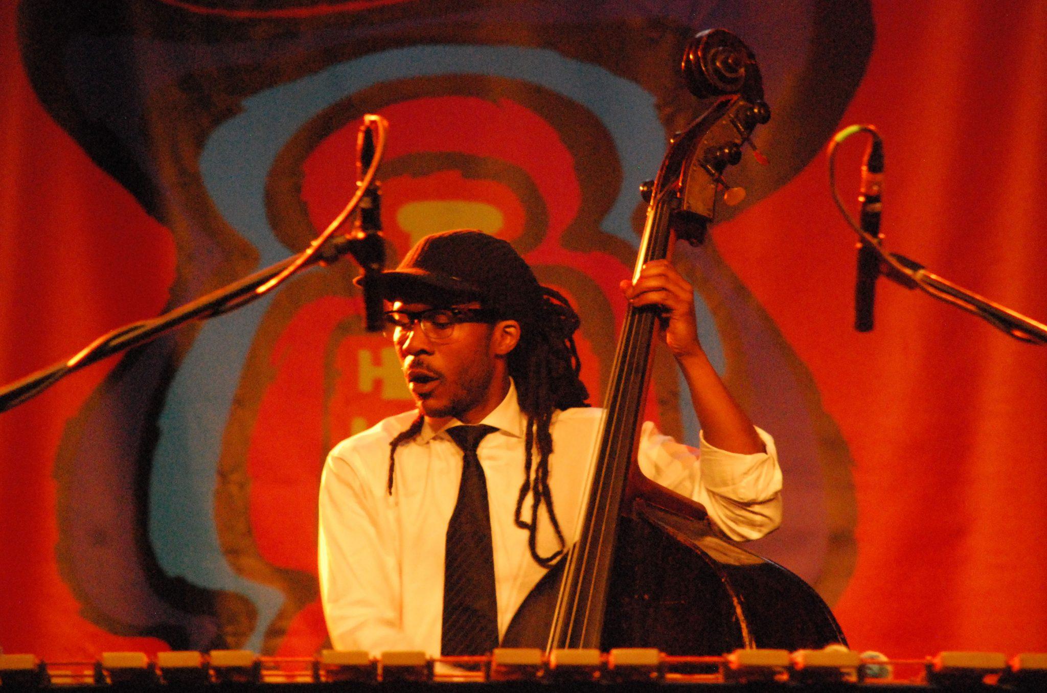Joe Sanders (Warren Wolf Trio)
