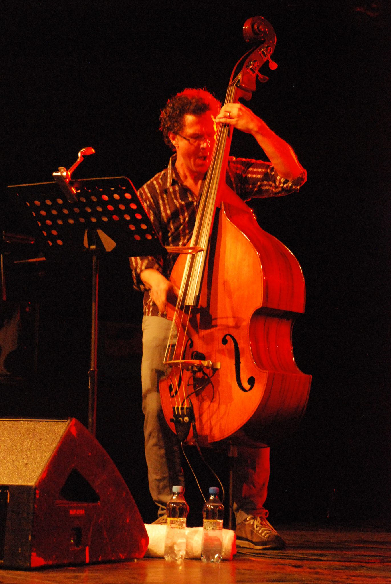 Stephan Crump (Liberty Ellman Quintet)